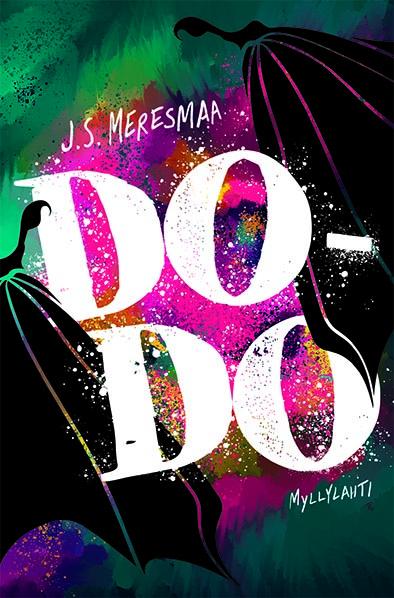 Kirjan Dodo kansikuva
