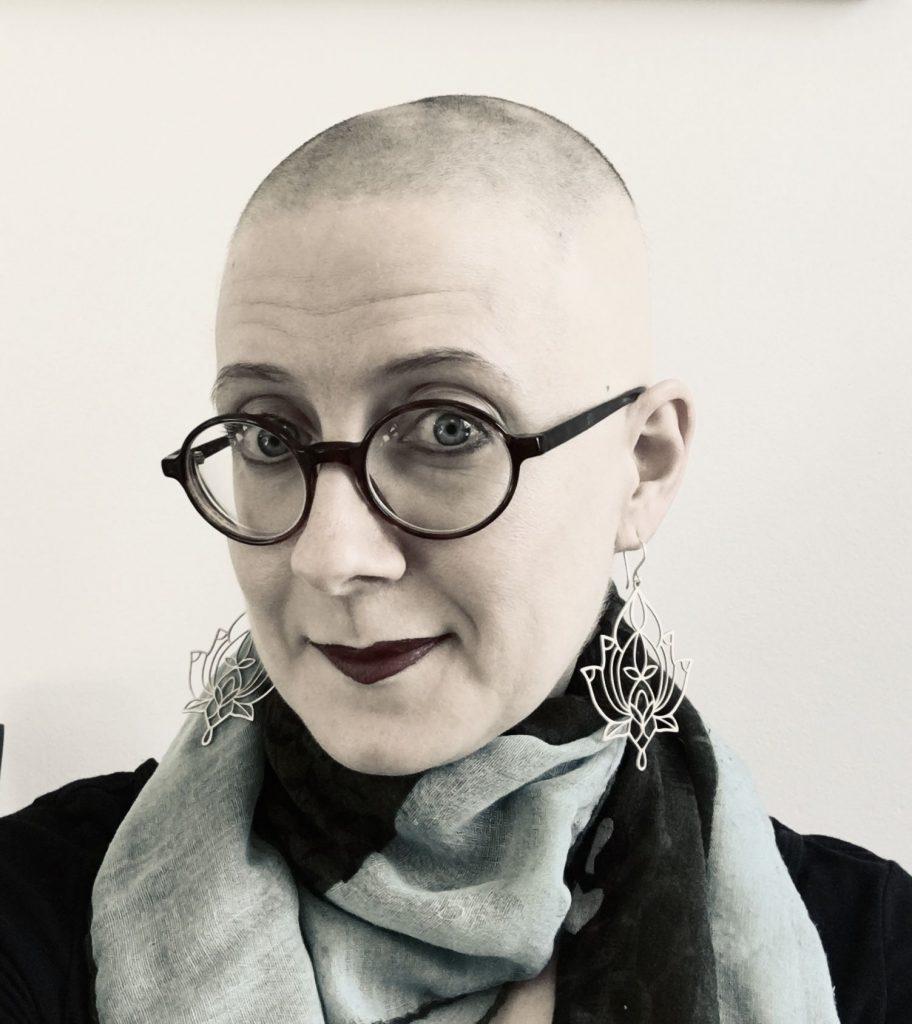 Kirjailija Elli Leppä