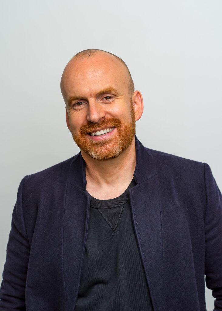 Kirjailija / Author Matt Haig. (c) Kan Lailey