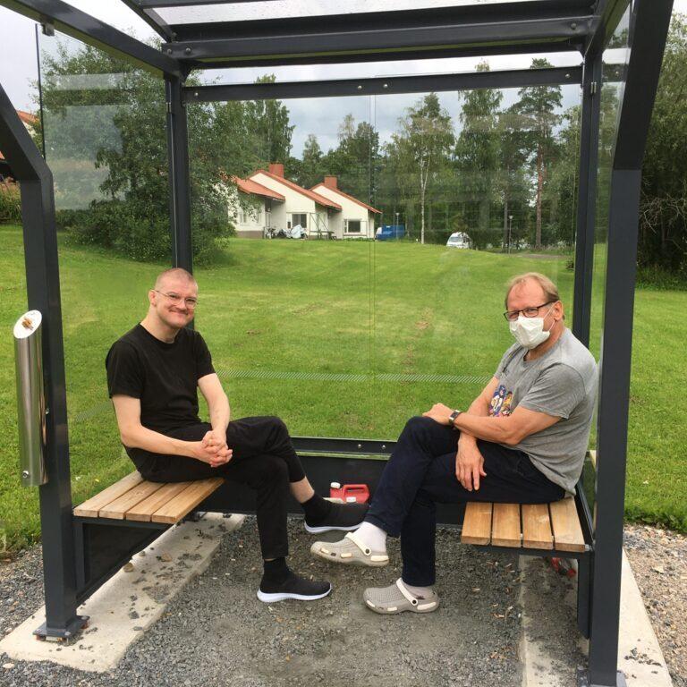 Mikko and Timo-Pekka