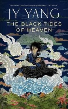 Kirjan The Black Tides of Heaven -kansikuva