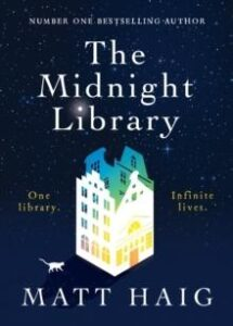 Cover of The Midnight Library by Matt Haig.
