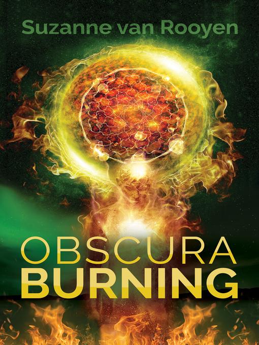 Kirjan Obscura Burning -kansikuva