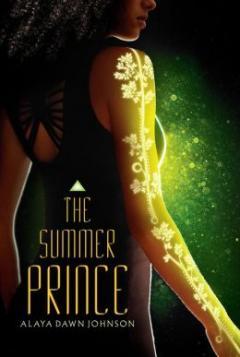 Kirjan The Summer Prince -kansikuva